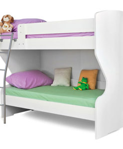 Matis Na Sprat J492309 Παιδική Κουκέτα Κρεβάτι 97x205x180cm