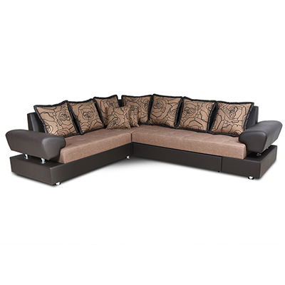 Matis Lolita MM3040309 Γωνιακός Καναπές Κρεβάτι 290x245x85cm