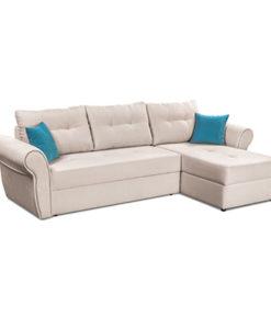 Matis MonaLisa LUX MM3040511 Γωνιακός Καναπές Κρεβάτι 267x148x78cm