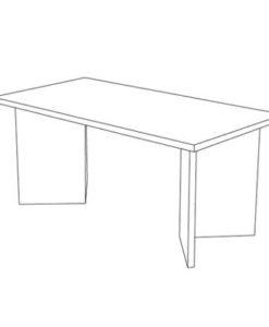 Matis Μικρό Τραπέζι 160x80cm