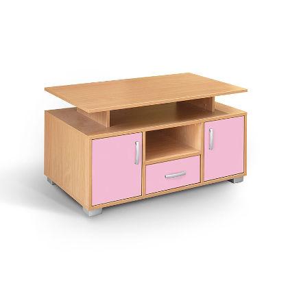 Matis Bambi Παιδικό Έπιπλο Τηλεόρασης Ροζ