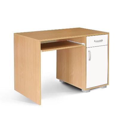 Matis Bambi Παιδικό Γραφείο Υπολογιστή Άσπρο