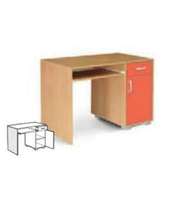 Matis Bambi Παιδικό Γραφείο Υπολογιστή Πορτοκαλί