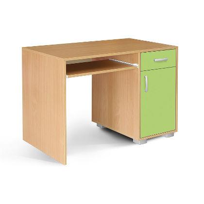 Matis Bambi Παιδικό Γραφείο Υπολογιστή Πράσινο