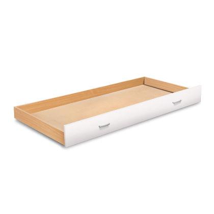 Matis Bambi Συρτάρι Για Παιδικό Κρεβάτι Άσπρο
