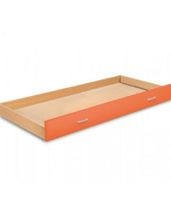 Matis Bambi Συρτάρι Για Παιδικό Κρεβάτι Πορτοκαλί