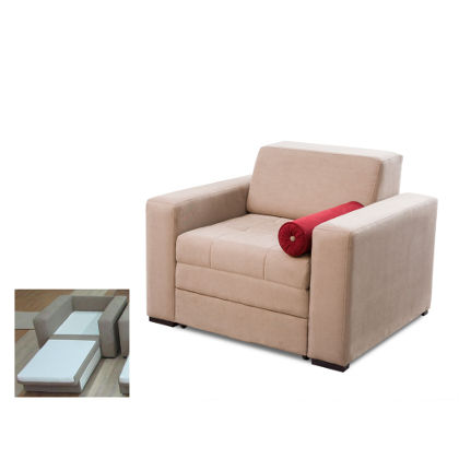 Matis MM3030601 Living Πολυθρόνα Κρεβάτι 115x101x83cm