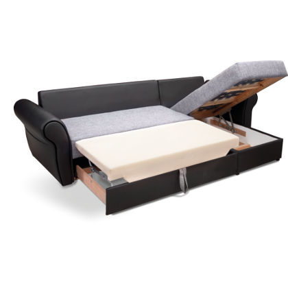 Matis MonaLisa MM3040501 Γωνιακός Καναπές Κρεβάτι 267x148x79cm