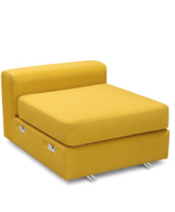 Matis Sediste Style Modular Κάθισμα Με Συνδετήρα
