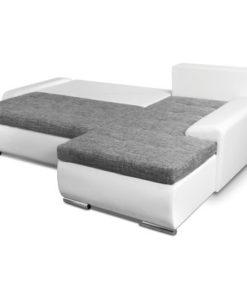 Matis Winner MM3040101 Γωνιακός Καναπές Κρεβάτι 254x190x72cm