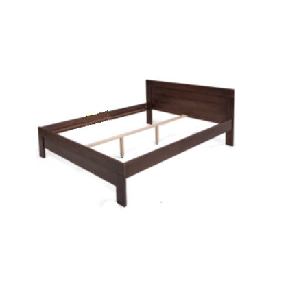 Matis Woody Classic Latoflex Κρεβάτι 140x200cm Βέγκε