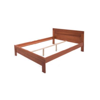 Matis Woody Classic Latoflex Κρεβάτι 140x200cm Κερασιά