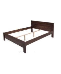 Matis Woody Classic Latoflex Κρεβάτι 160x200cm Βέγκε