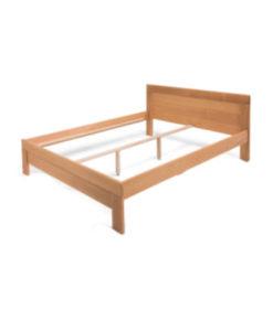 Matis Woody Classic Latoflex Κρεβάτι 160x200cm Οξιά