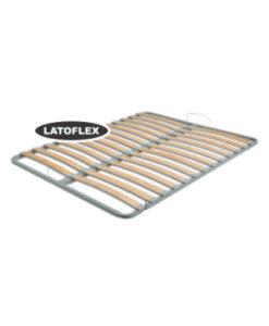 Matis Woody Classic Latoflex Κρεβάτι 160x200cm Σκελετός Στήριξης