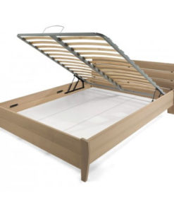 Matis Woody Soft Κρεβάτι 215x169cm Δρυς