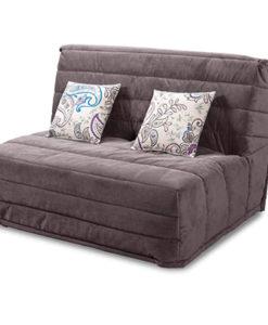 Matis Soft MM3110201 Διθέσιος Καναπές Κρεβάτι 124x110x90cm