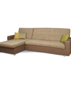 Matis Dolce Vita MM3040801 Γωνιακός Καναπές Κρεβάτι 320x163x103cm