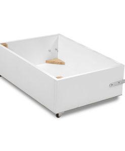 Matis Soft MM3090501 Κουτί Αποθήκευσης Τριθέσιου Καναπέ 105x48x24cm
