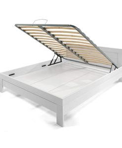 Matis Masiv Box Κρεβάτι 140/200