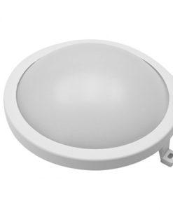 Spotlight 5642 Φωτιστικό Τοίχου Στρογγυλό Led Λευκό 6W