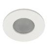VK Hellas Electric 64173-017121 VK/03034/W Φωτιστικό Σποτ Οροφής Στρογγυλό Αδιάβροχο Λευκό