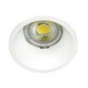 VK Hellas Electric 64173-022121 VK/03012G/W Φωτιστικό Σποτ Οροφής Trimless Στρογγυλό Λευκό