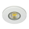 VK Hellas Electric 64173-032121 VK/03058/W Φωτιστικό Σποτ Οροφής Στρογγυλό Αδιάβροχο Λευκό