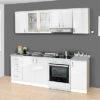 Matis Standard Soft Blok 220 Σύνθεση Κουζίνας 220x85/68x60/30Cm