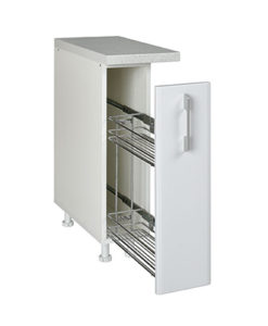 Matis IN D20 Ντουλάπι Βάσης Κουζίνας 20x60/55x85Cm