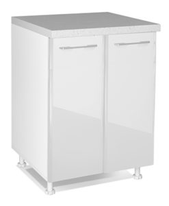Matis IN D60 Ντουλάπι Βάσης Κουζίνας 60x60/55x85Cm