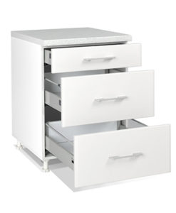 Matis IN D60F PL-BOX Συρταριέρα Βάσης Κουζίνας 60x60/55x85Cm