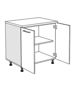 Matis IN D80 Ντουλάπι Βάσης Κουζίνας 80x60/55x85Cm