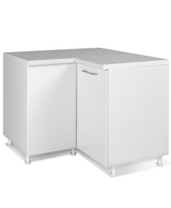 Matis IN DU2K Γωνιακό Ντουλάπι Βάσης Κουζίνας 100/60x100/60x85Cm