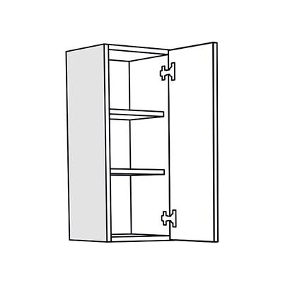 Matis IN V30 Κρεμαστό Ντουλάπι Κουζίνας 30x31x72Cm