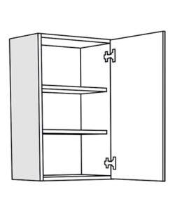 Matis IN V45 Επιτοίχιο Ντουλάπι Κουζίνας 45x31x72Cm