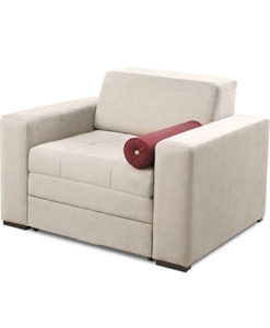Matis Living MM3030601 Πολυθρόνα Κρεβάτι 115x101x83cm