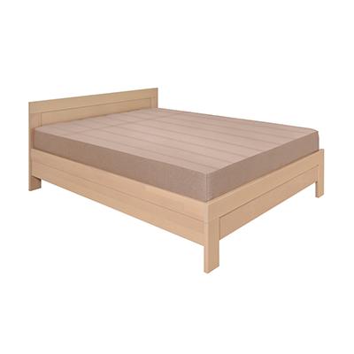 Matis Woody MWB160200H/B Κρεβάτι 160x200cm
