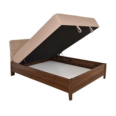 Matis MWSLUX160200W/B Masiv Soft Lux Mebl Κρεβάτι 160x200cm