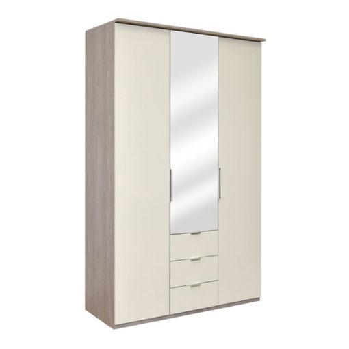 Elegance-Line-Wardrobe-135-O-Sand-gloss