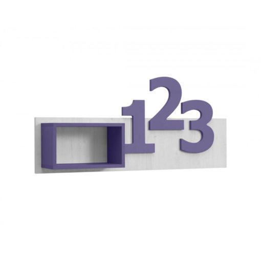 Matis Numero Παιδικό Ράφι Με Νούμερα 580129