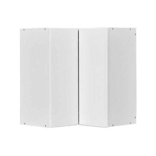 Matis EleganceVU 60Επιτοίχιο Γωνιακό Ντουλάπι 60/32x60/32x70cm