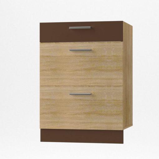 Aidonitsa Alina SO-AD603S Συρταριέρα 60x44.5x85cm