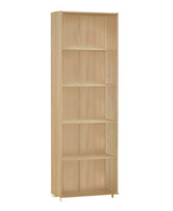 DECON Βιβλιοθήκη 60x30x186cm