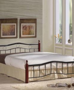 VICTOR E8037 Διπλό Κρεβάτι 148x202x82cm