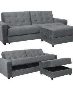Woodwell JACKSON Καναπές-Κρεβάτι & Σκαμπό Ε9579,3