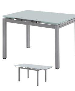 BLOSSOM Επεκτεινόμενο Τραπέζι 110+(60)x70x76cm