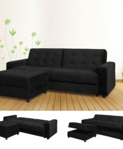 Woodwell JACKSON Καναπές-Κρεβάτι & Σκαμπό
