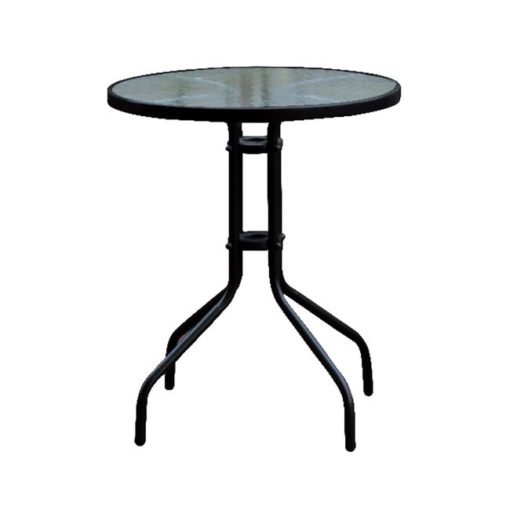 BALENO Μεταλλικό Τραπέζι 60x70cm