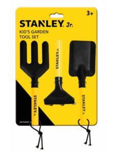 Stanley JR SGH001-03-SY Σετ Παιδικών Εργαλείων Κήπου 3 Τεμαχίων